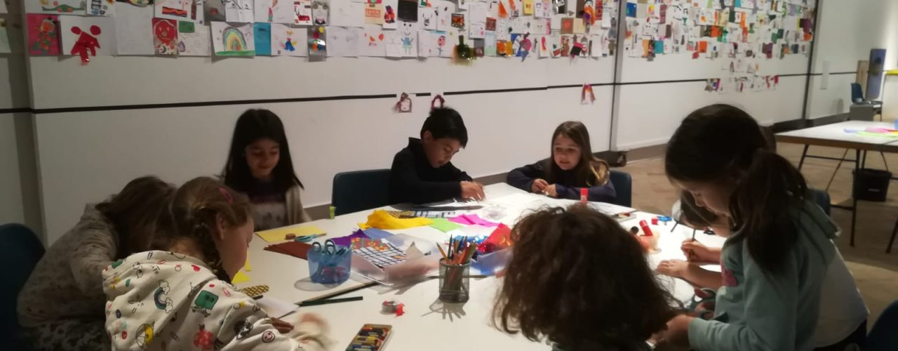Arte contemporáneo para 1º y 2º de primaria
