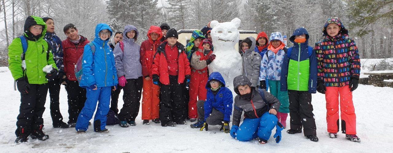 Semana de esquí para 6º de primaria